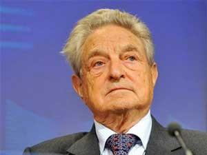 George Soros, em foto de arquivo (Foto: AFP)