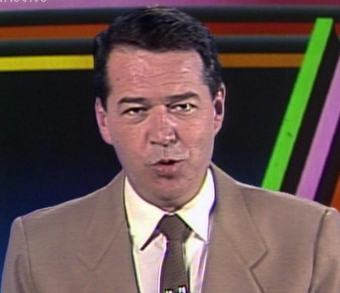Eliakim Araújo foi homenageado no Vídeo Show (Foto: TV Globo)