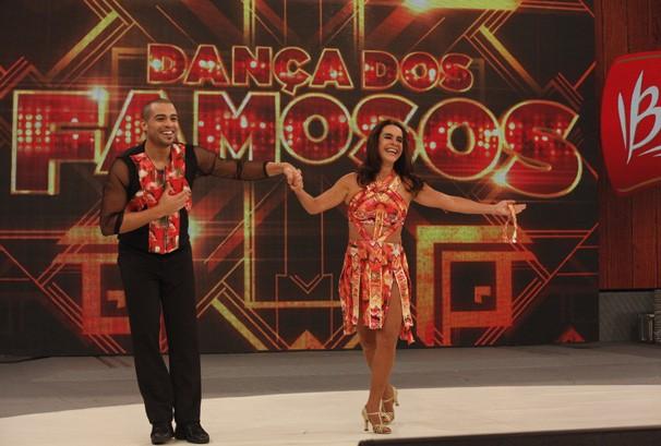 Renato Zóia Dança dos Famosos (Foto: Globo/ Arthur Seixas)