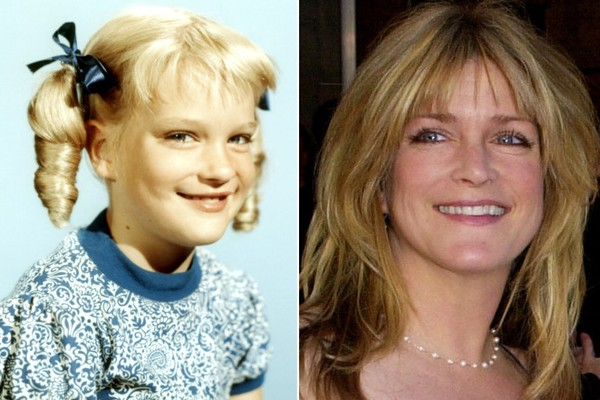 A atriz Susan Olsen (Foto: Reprodução/Getty Images)