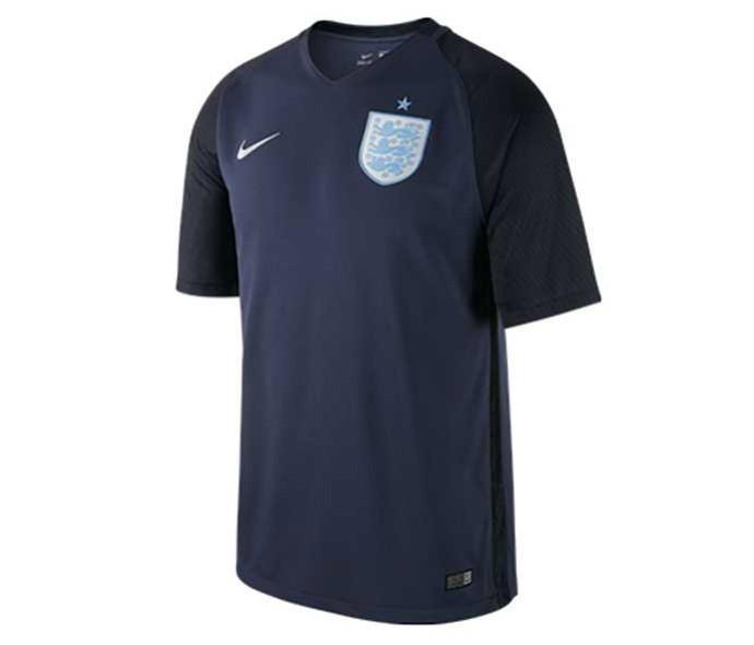 BLOG: Esse é o uniforme que a Inglaterra vai estrear contra a Alemanha; confira