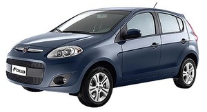 Fiat Palio Attractive (Foto: Fiat)