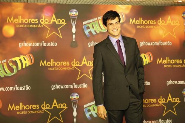 Mateus Solano no Prêmio Melhores do Ano (Foto: Marcos Serra Lima / EGO)