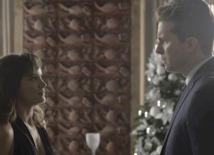 Patrick revela a Clara plano para colocar Sophia na prisão