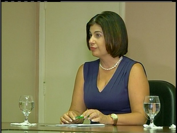 Rosinha Garotinho (GloboNews)  (Foto: Reprodução Globo News)