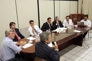 CPI das casas populares ouve promotor Carlos César Barbosa (Foto: Elí Zacarias / CMRP)