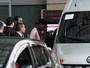 Liziane Gutierrez é flagrada com Wiz Khalifa em hotel de São Paulo
