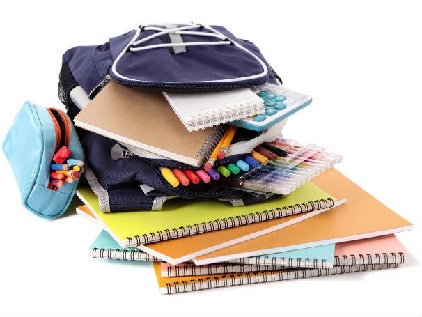 Material escolar (Foto: Divulgação / Thinckstock)