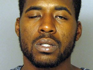 Jalil Nickerson em foto divulgada pela polícia (Foto: Divulgação)