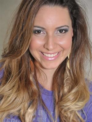Francine Barco, de 27 anos, foi desclassificada do concurso da rainha da Festa do Peão de Barretos (Foto: Divulgação/André Monteiro)