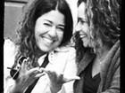 'Grito o meu amor aos sete ventos', diz Daniela Mercury