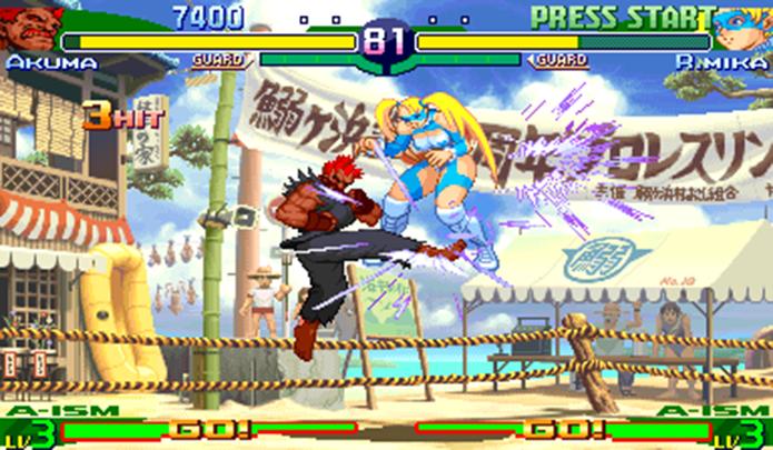 Street Fighter Alpha 3 (Foto: Reprodução)