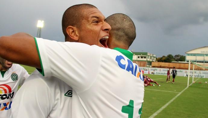 Willian Arão; chapecoense (Foto: Diego Carvalho/Aguante Chapecoense)