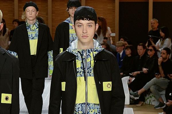 Kenzo - Semana de Moda de Paris verão 2017 (Foto: Getty Images)