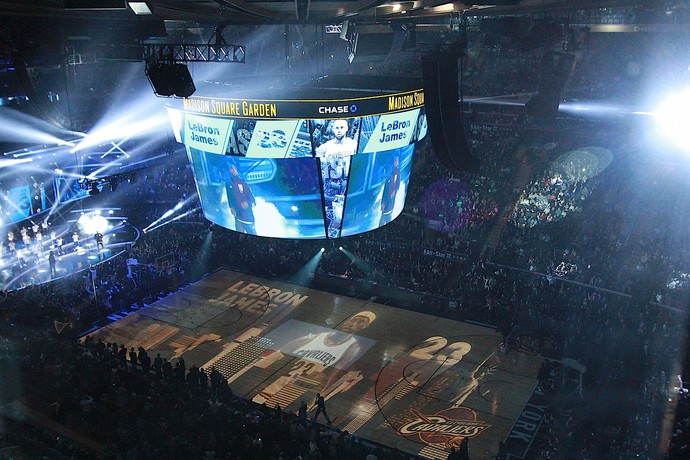 Show, All Star Game, Basquete, NBA (Foto: Thiago Lavinas)