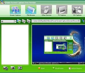 Screencapture, capturar imagem da tela