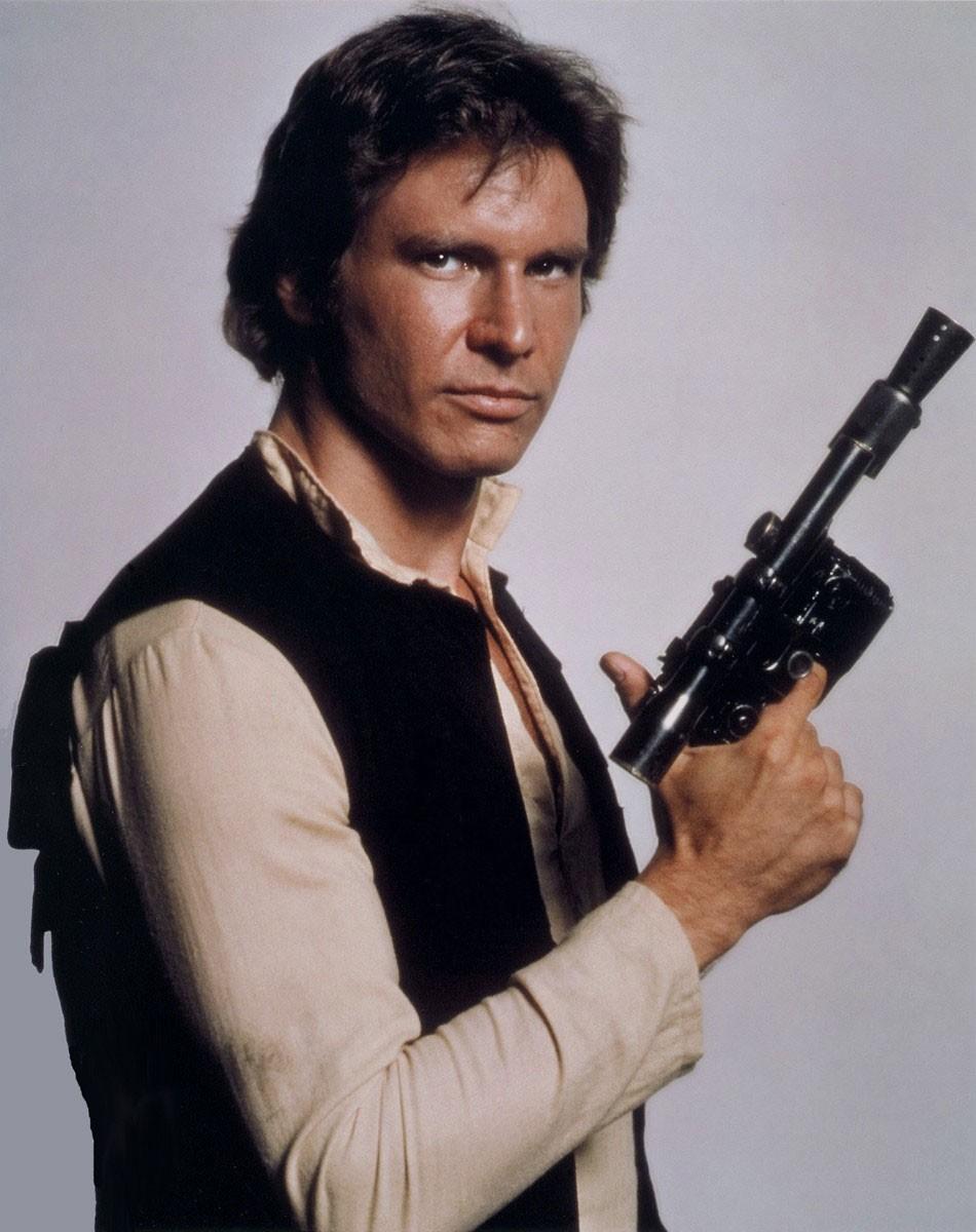Harrison Ford como Han Solo (Foto: Divulgação)