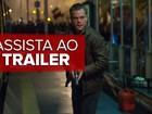 'Jason Bourne': Volta de Matt Damon revitaliza saga de assassino; G1 já viu