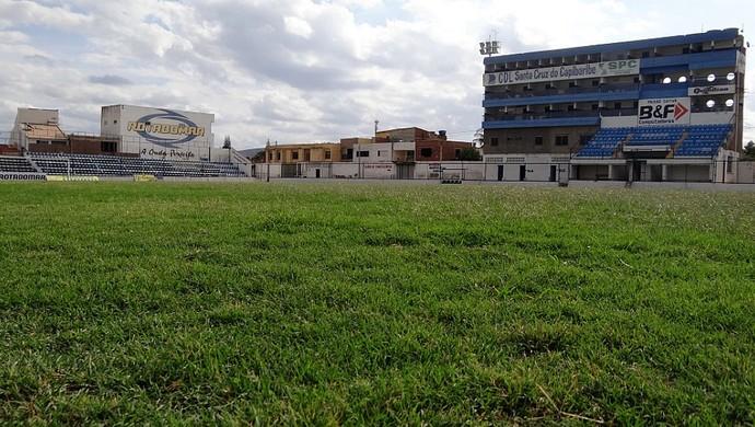 estádio otávio limeira alves ypiranga (Foto: Aldo Carneiro / Pernambuco Press)