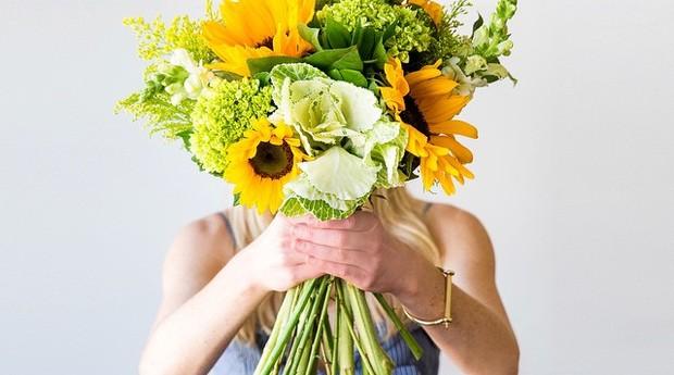 A empresa ficou famosa ao entregar buquês de flores em até 90 minutos (Foto: Divulgação)