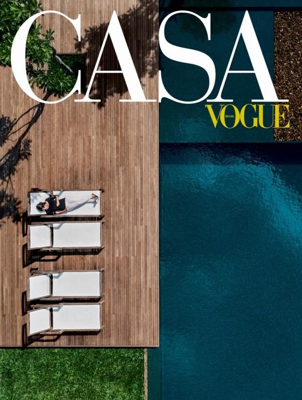 Casa Vogue Edição 381 sem chamadas (Foto:  )