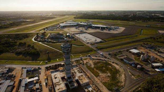 Aeroporto de Salvador - Deputado Luiz Eduardo Magalhães (Foto: Infraero/Fotos Públicas)