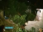 Criança e mais duas pessoas morrem após casas desabarem em Mairiporã
