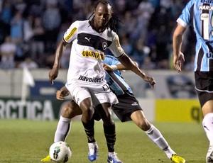 Andrezinho botafogo grêmio (Foto: Luciano Leon / Agência Estado)