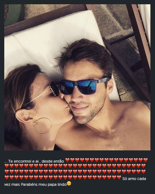 Ivete Sangalo se declara para marido (Foto: Instagram / Reprodução)