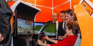 Dilma prorroga IPI menor para carros até o fim do ano (Roberto Stuckert Filho/PR)