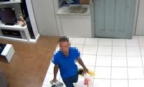 Preso suspeito de roubar 1,5 mil celulares (Divulgação/Polícia Civil)