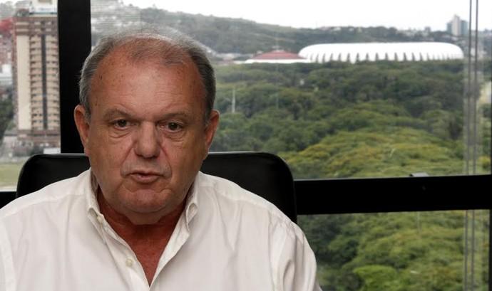 Vitorio Piffero ex-presidente Inter (Foto: RC Assessoria de Comunicação / Divulgação)