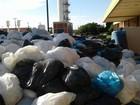 Funcionário faz nova denúncia de lixo hospitalar acumulado no pátio do HGP