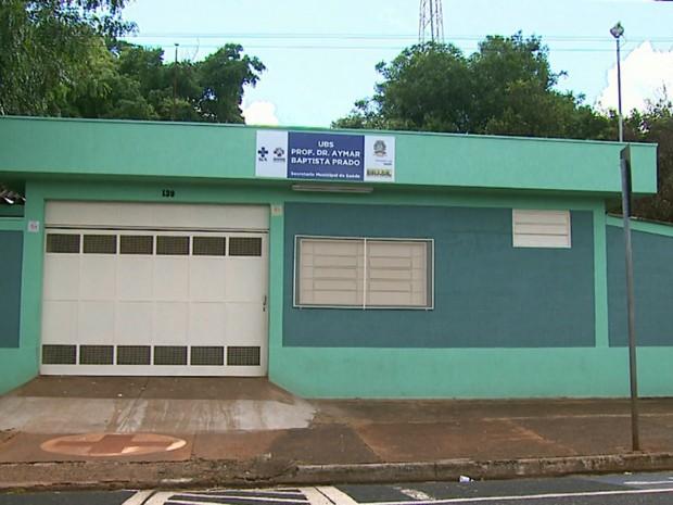 Trio rouba funcionários e pacientes em posto de saúde, na zona oeste de Ribeirão Preto (Foto: Reprodução/EPTV)