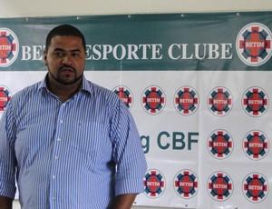 Carlos Oliveira do Betim (Foto: Gabriel Medeiros / Globoesporte.com)