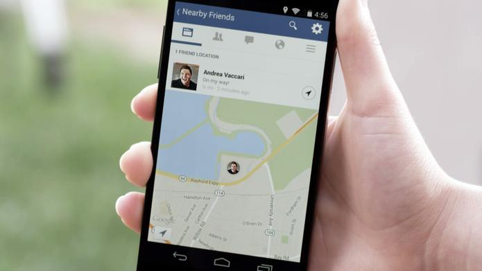 Facebook lança Nearby Friends, mas recurso não é tão novo assim. (Foto: Divulgação/ Facebook)