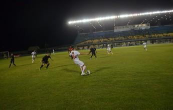 Santos-AP vence São Paulo-AP por 1 a 0 em jogo de poucas chances