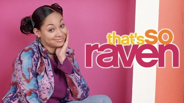 As visões da Raven (Foto: Divulgação)