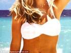 Britney Spears mostra barriga sequinha em foto de biquíni