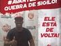 Guarani-MG anuncia goleiro Glaysson como primeiro reforço para o Módulo II