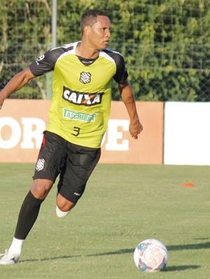 Thiego zagueiro Figueirense  (Foto: Luiz Henrique/Figueirense FC)