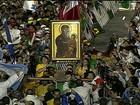 Abertura da JMJ reúne 400 mil fiéis em Copacabana para missa e shows
