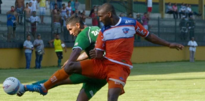 Boavista Duque de Caxias - Copa Rio 2 (Foto: Vitor Costa/Divulgação)