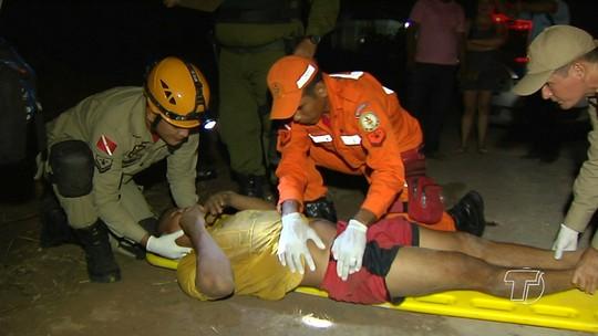 Ciclista fica ferido após ser atropelado por carro na PA-370 em Santarém