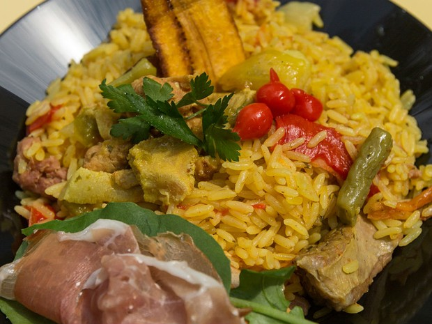 Paella Brasilea - Food Truck - EP1  (Foto: Divulgao/GNT)