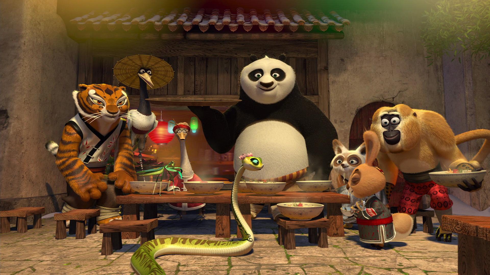 Kung Fu Panda (Foto: Divulgação)