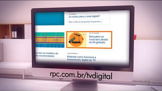 Descubra se você tem direito ao kit gratuito da TV Digital