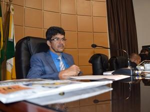 Josafá Martins Barbosa (Foto: Câmara Municipal de Primavera do Leste)