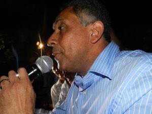 Gilmar Machado (Foto: Felipe Santos/G1)