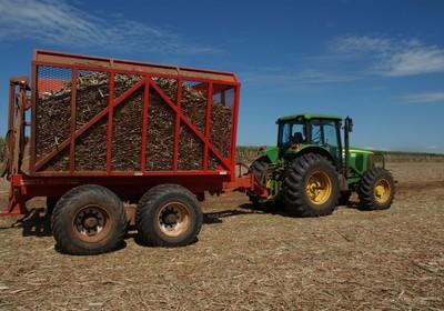 agricultura_cana_maquina (Foto: Ernesto de Souza/Ed. Globo)